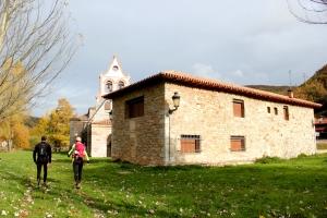 Ermita del Buen Suceso, Camino de San Salvador - La Robla - Poladura de la Tercia (24)