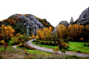 Camino de San Salvador - La Robla - Poladura de la Tercia (54)