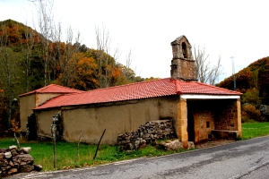 Ermita de Nuestra Señora del Valle, Camino de San Salvador - La Robla - Poladura de la Tercia (65)
