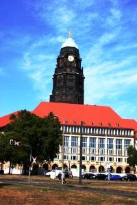 Dresde - Ayuntamiento