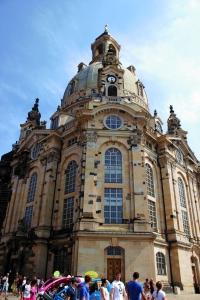 Dresde - Iglesia de Nuestra Señora