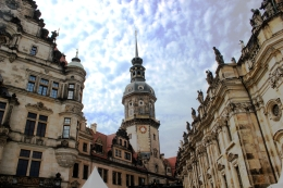 Dresde - Plaza del Palacio