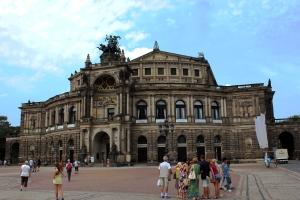 Dresde - Ópera Semper