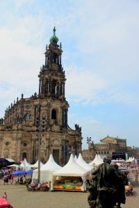 Dresde - Catedral de la Santísima Trinidad
