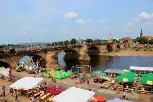 Dresde - Puente de Augusto