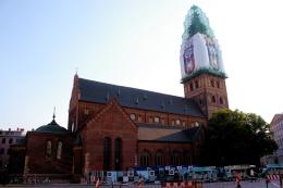 Riga - Catedral del Domo de Riga