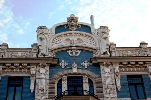 Riga - Art Nouveuau