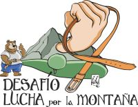 Logo Desafío Lucha por la Montaña