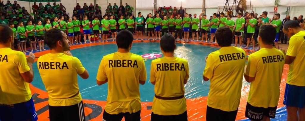 Gran Corro Tradicional Montaña vs Ribera