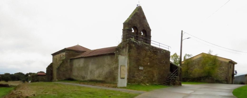 Iglesia de San Pedro en Villar de Farfón