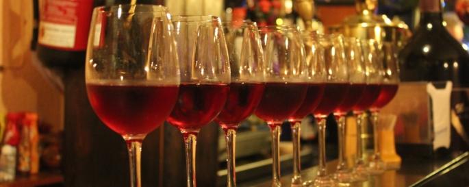 De copas por León