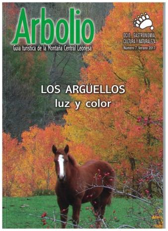Portada de la Revista Arbolio