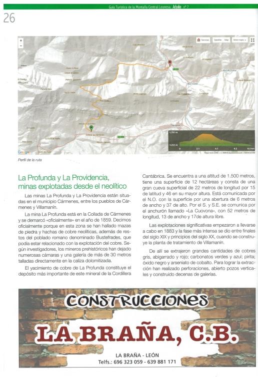 Segunda página de nuestro Artículo en la Revista Arbolio