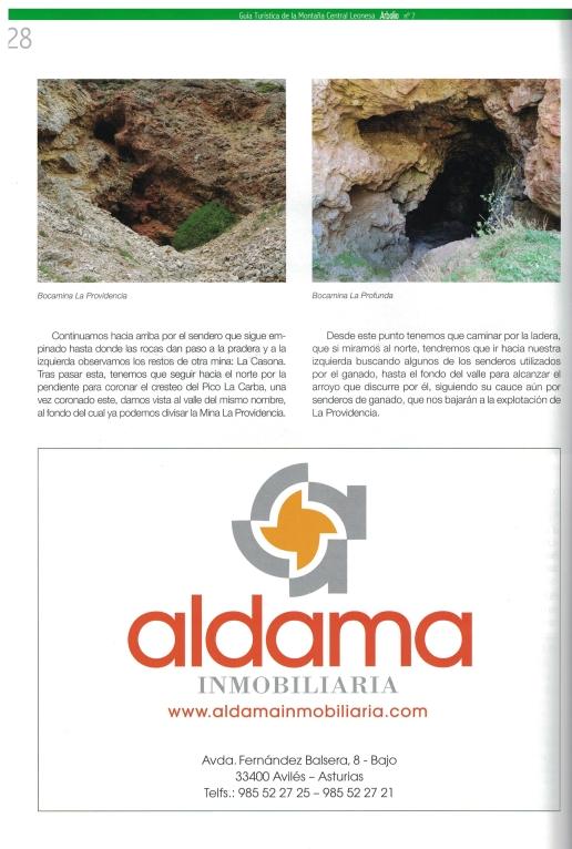 Cuarta página de nuestro Artículo en la Revista Arbolio