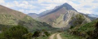 Ruta de las Minas de Villamaninita (Cármenes)