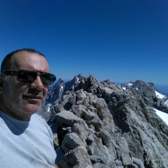 Montaña Leonesa - Nieve en verano