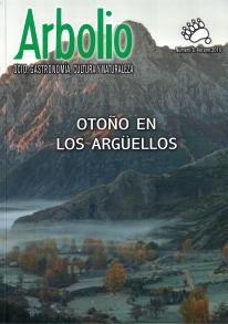 Portada Revista Arbolio nº 8