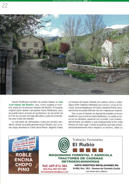 Revista Arbolio nº 8 pg. 22